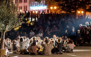 10.06.2016, Essen - Kulturpfadfest Essen 2016 Foto: O l a f Z i e g l e r / L I C H T B L I C K [MODEL RELEASE: NO - PROPERTY RELEASE: NO - LOCATION RELEASE: NO - Lichtblick GbR - Oskar-Hoffmann-Strasse 45, D-44789 B o c h u m -- T +49.234.45941003 -- F +49.234.45941002 -- www.lichtblick-fotos.de -- Bei Verwendung des Fotos ausserhalb journalistischer Zwecke bitte Ruecksprache mit der Agentur. Jegliche Nutzung nur gegen Honorar zzgl. MwSt., Namensnennung und Beleg. Soweit nicht ausdruecklich vermerkt, werden keine Persoenlichkeits-, Eigentums-, Kunst- oder Markenrechte eingeraeumt.]